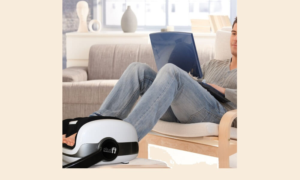 Cloud Massage Shiatsu Foot Massager